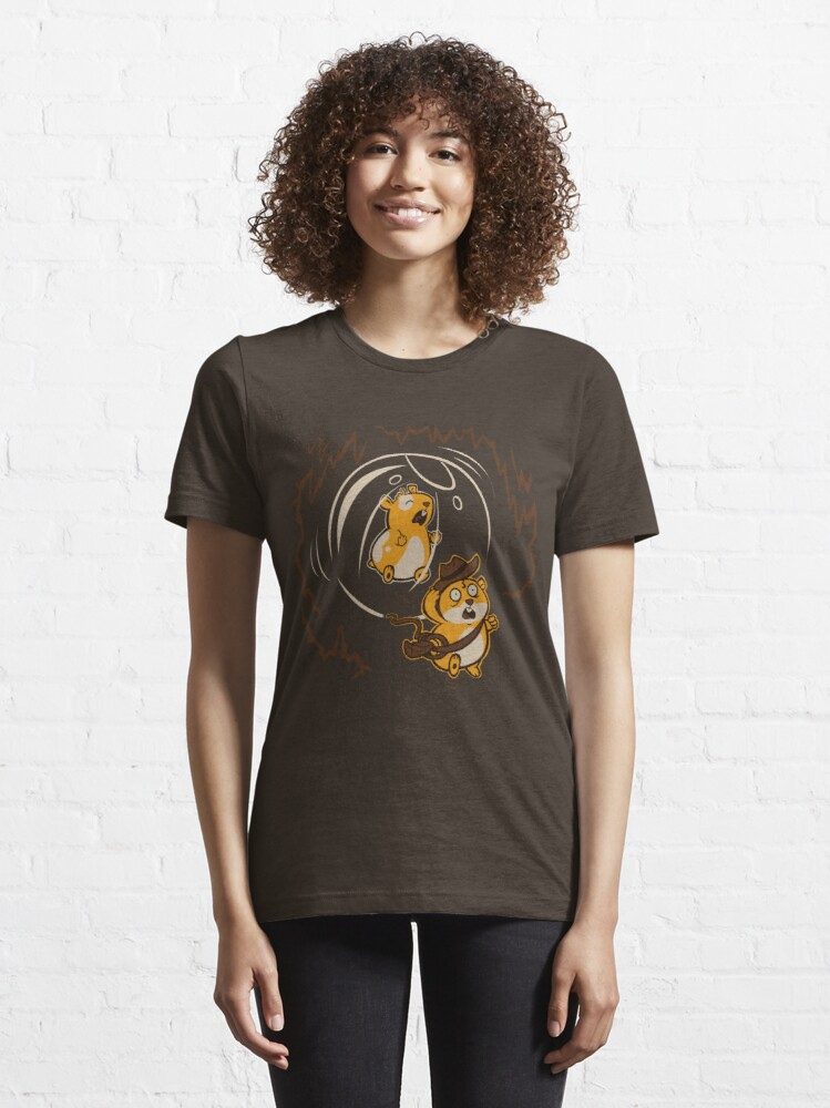 Alternate view of Rodents of the Lost Ark Essential T-Shirt