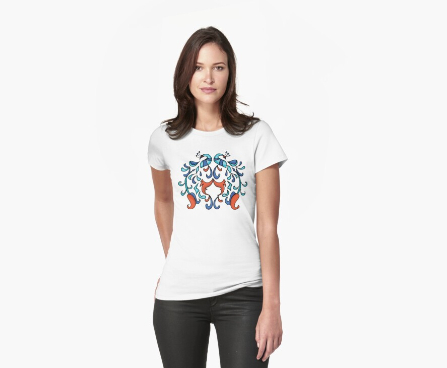 Indian Motif by T-ShirtsGifts