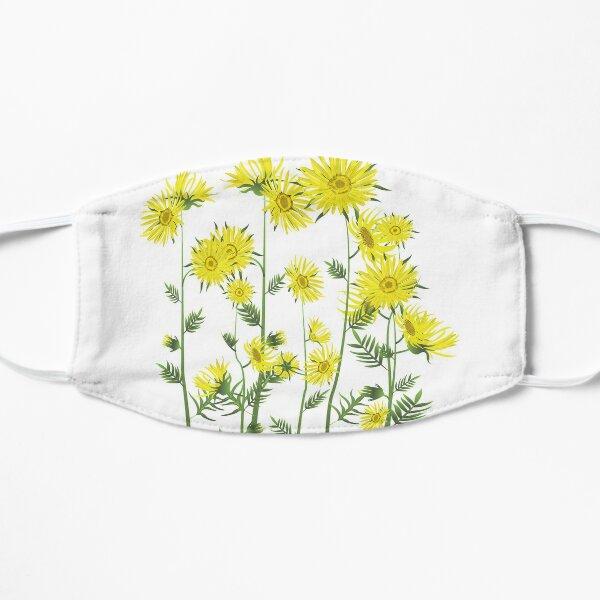 Compass Plant Mask