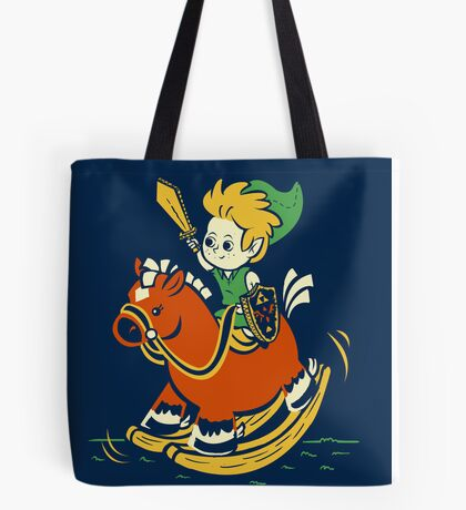 A Link in the Past Tote Bag