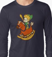 A Link in the Past Long Sleeve T-Shirt
