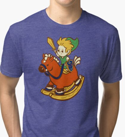 A Link in the Past Tri-blend T-Shirt