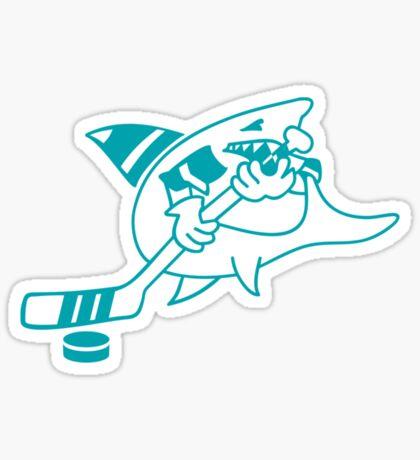 Hockey Shark VRS2 Sticker