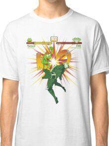 SWAMP FIGHTER Classic T-Shirt