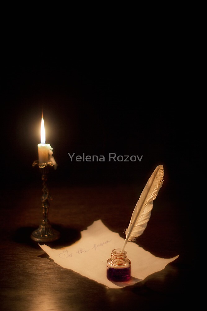 Letter from the Past by Yelena Rozov
