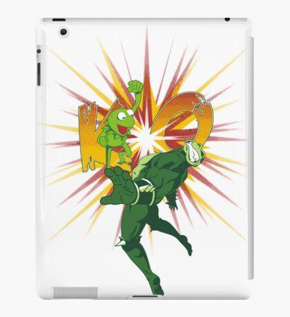 SWAMP FIGHTER iPad Case/Skin