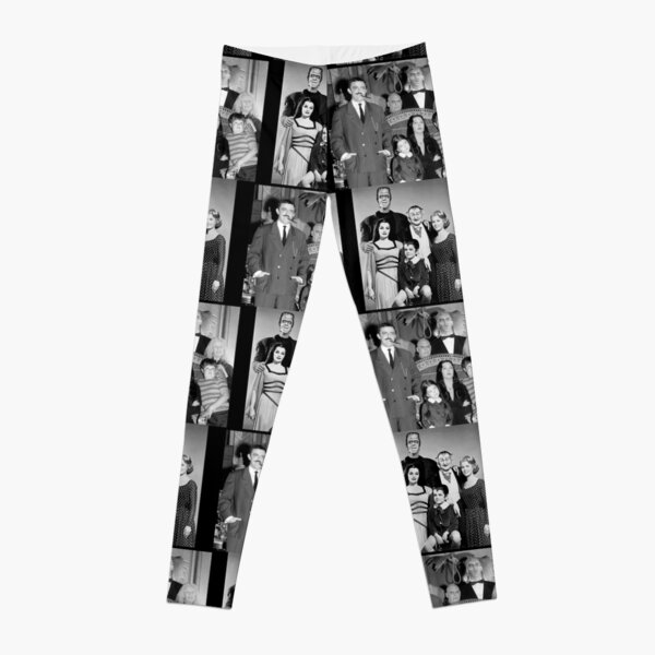 The Munsters and The Addams Family Leggings