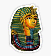 King Tut Sticker