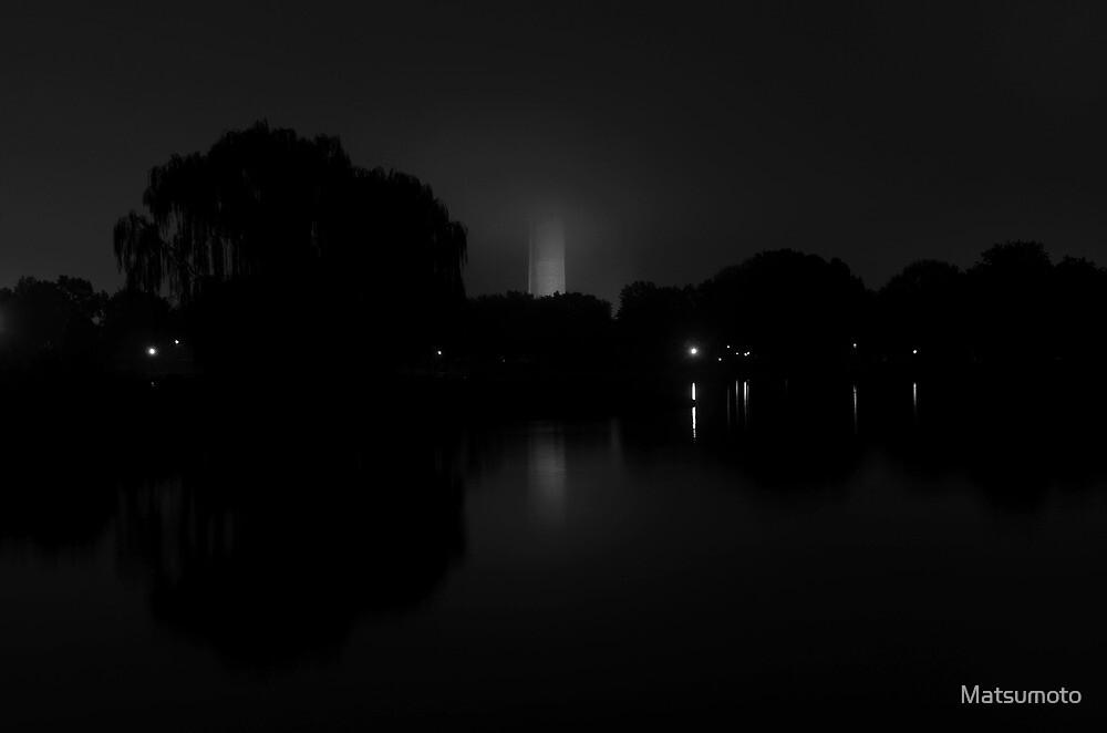 Washington D.C. - Afterlight by Matsumoto
