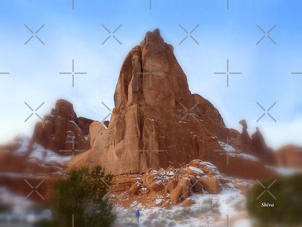 MOAB in Winter by Shiva77
