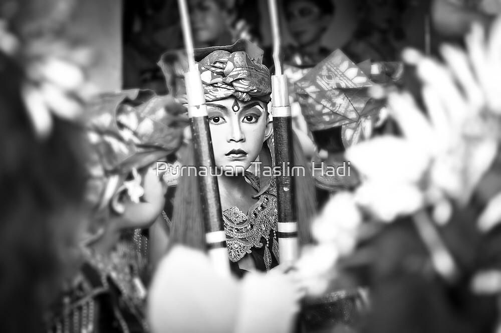 The Little Dancer by Purnawan Taslim Hadi