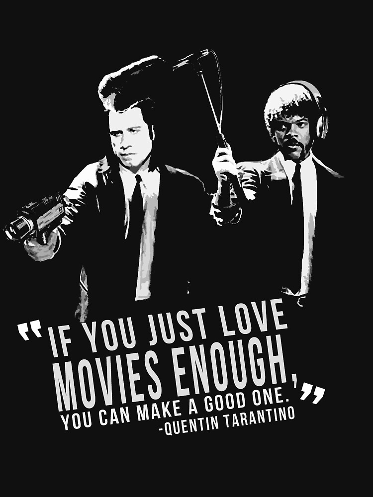 "Pulp Fiction ""Shooting""  | Unisex T-Shirt"