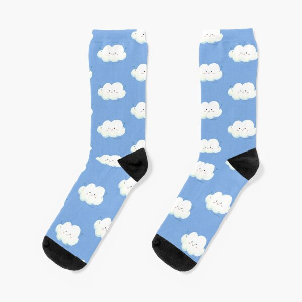 Happy Hug Cloud Socks