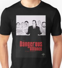 DANGEROUS ALLIANCE - Faction. Redefined. Unisex T-Shirt