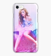 Mia Swier Quote iPhone Case/Skin