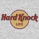 Hard Knock Life by David Lightfoot