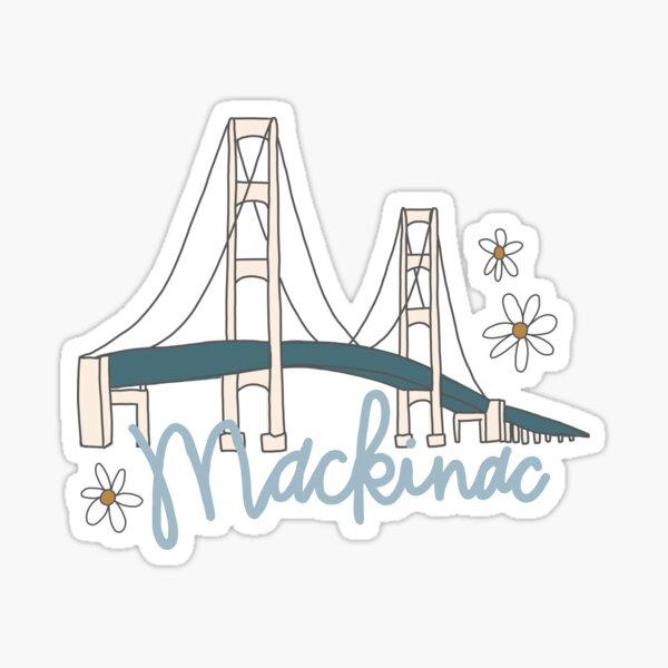 Mackinac Sticker