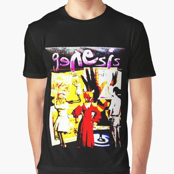 bande de genèse T-shirt graphique