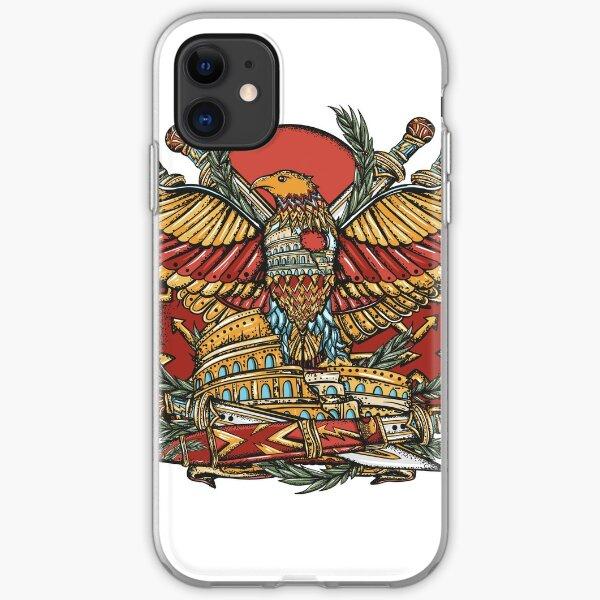 Ancient Rome iPhone Soft Case
