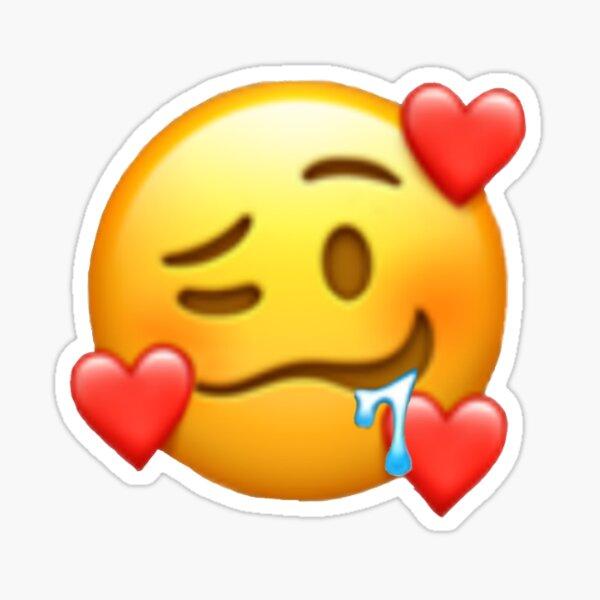 Produits Sur Le Theme Coeur Emoji Redbubble