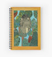 Trees - The Qalam Series Spiral Notebook
