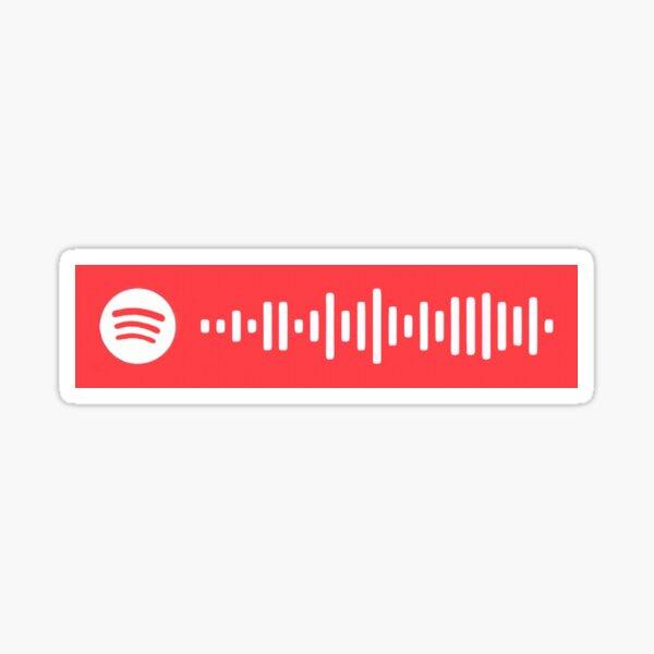 Vivaldi Spotify code - Portrait of a Lady on Fire Sticker