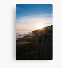 Walton-on-the-Naze Canvas Print