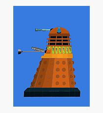 2005 Dalek Photographic Print