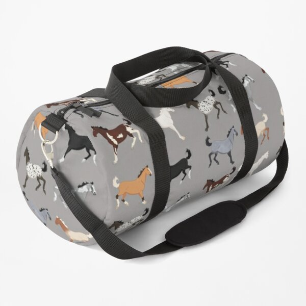 All The Pretty Horses Duffle Bag