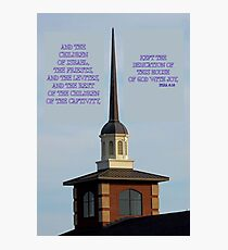 This House of God Photographic Print