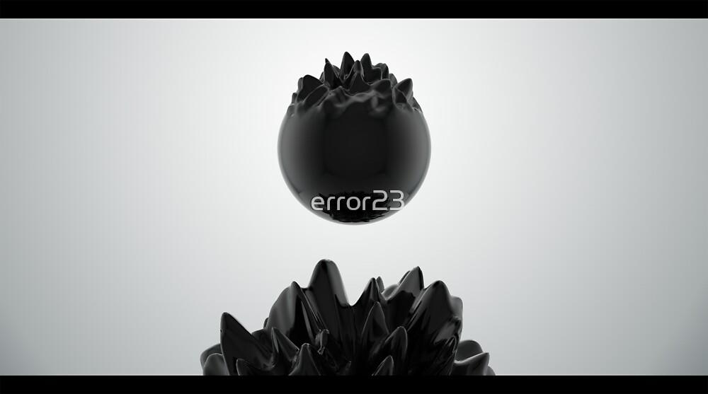 Displacer (Black) by error23