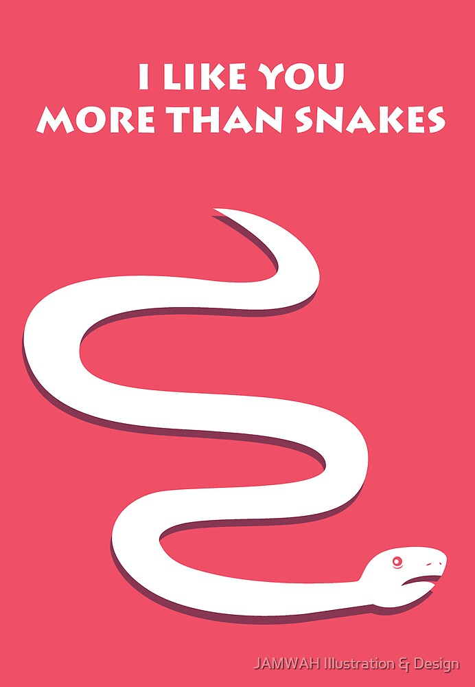More than Snakes by JamieRoberts