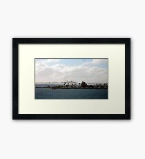Carribean Dream Framed Print