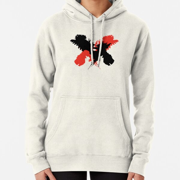 Kings of Leon - Only By The Night (Silhouette) Pullover Hoodie