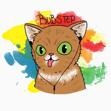 bub-step by annarr