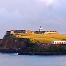 Fort Bathed in Morning Light by designingjudy