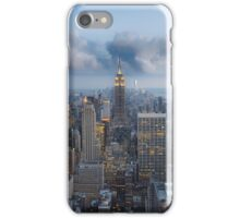 Storms and Sunsets iPhone Case/Skin
