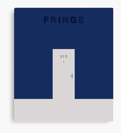 Door 513 (Fringe) Canvas Print