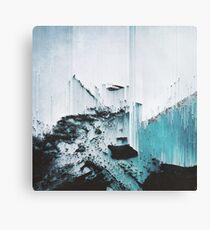 Glitch Canvas Print
