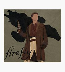 "Firefly ""Malcolm Reynolds"" Photographic Print"