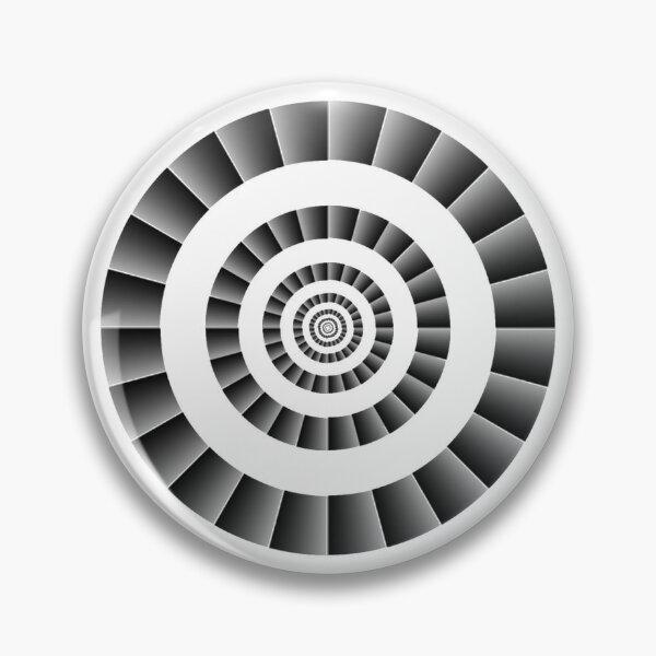 Rotational Illusion Pin