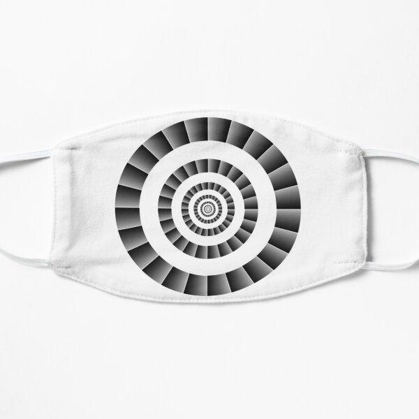 Rotational Illusion Flat Mask