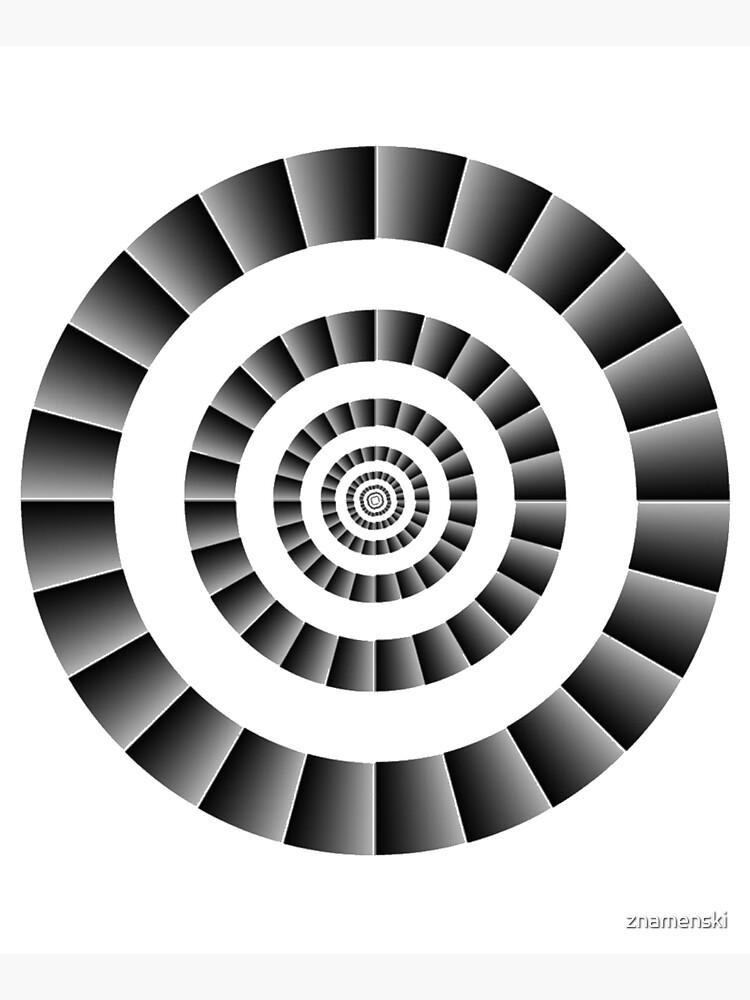Rotational Illusion by znamenski