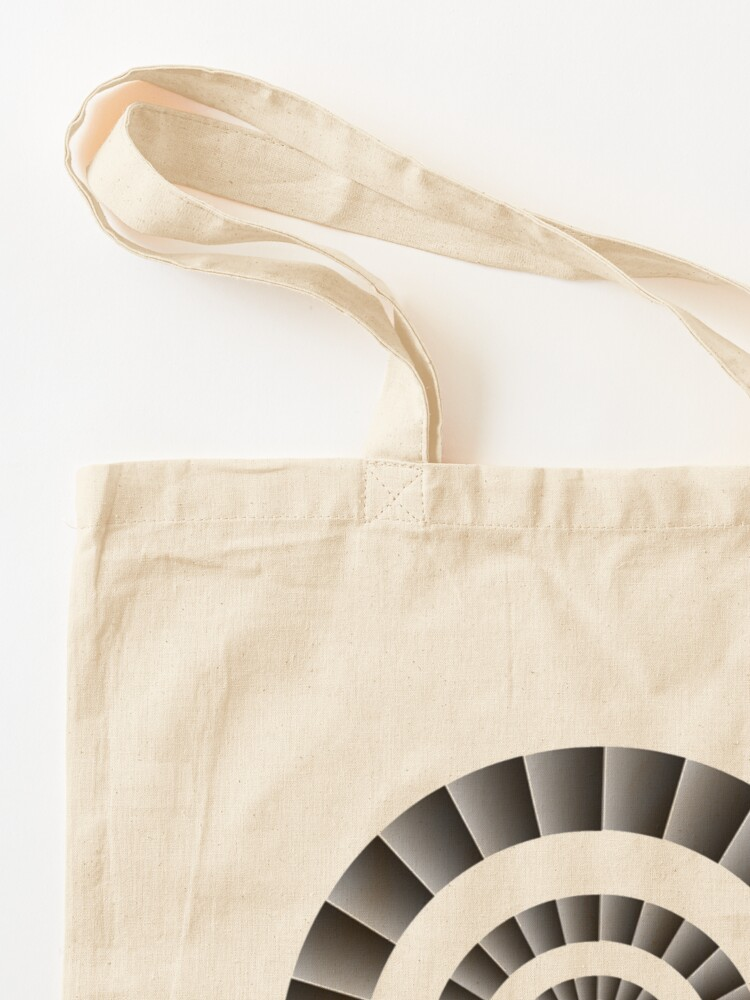 Alternate view of Rotational Illusion Tote Bag