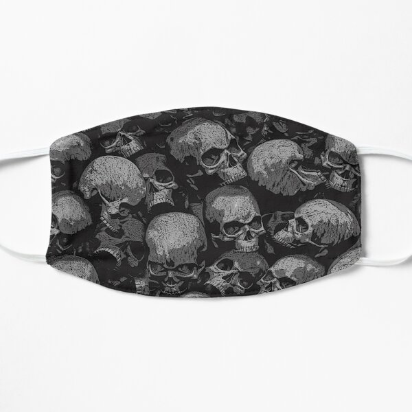 Totally Gothic Flat Mask