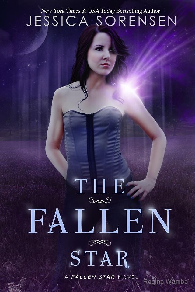 The Fallen Star (Second Edition Cover) by Regina Wamba