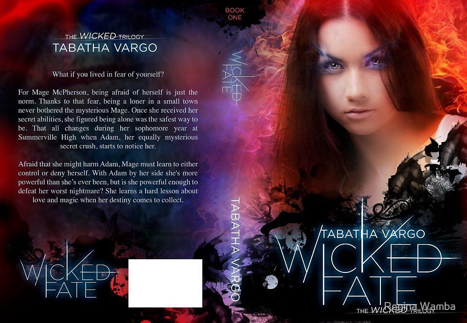 Wicked Fate- Full Wrap by Regina Wamba