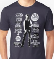 Quotes of a Slayer  Unisex T-Shirt