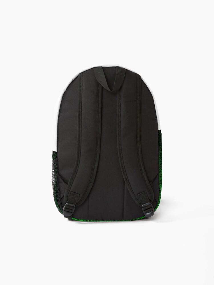 Alternate view of Reboot II GREEN Backpack
