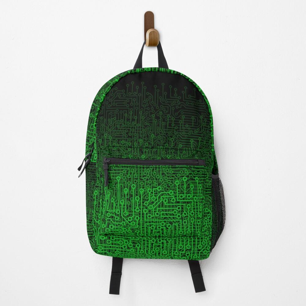 Reboot II GREEN Backpack